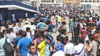 Torneo del Inca: caos en venta de entradas en estadio de Alianza Lima