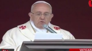 Papa Francisco visitará Cuba: Sumo Pontífice irá el 19 de setiembre
