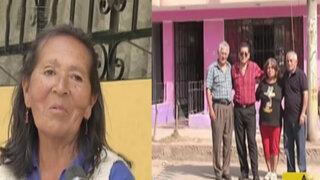 Amor y negocios: madrastra intenta desalojar de vivienda a hijos de difunto esposo