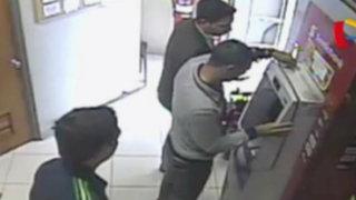 Mafia búlgara opera en Lima robando cajeros automáticos
