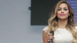 Milett Figueroa aclara supuesto romance con empresario textil