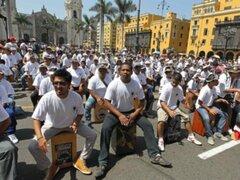 Conoce el plan de desvíos por Festival del Cajón Peruano en el centro de Lima