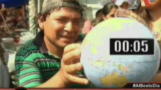 Ubícate, brother: Al Sexto Día y el examen de geografía ambulante