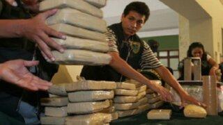 Junín: Policía confisca 250 kilos de droga de una embarcación