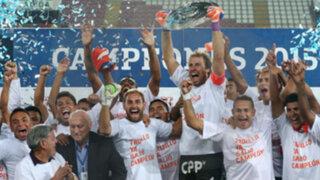César Vallejo venció 3-1 a Alianza Lima y se coronó campeón del Torneo del Inca