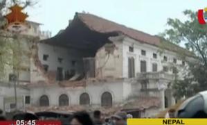 Nepal: cifra de fallecidos por terremoto asciende a más de 3200