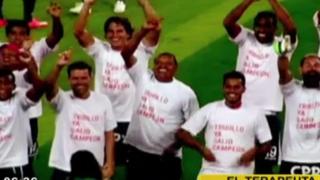 Festejo 'poeta' en el Nacional: club César Vallejo campeón de Torneo del Inca