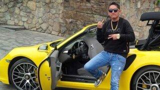Gerald Oropeza: dictan 18 meses de prisión preventiva para 'Tony Montana'