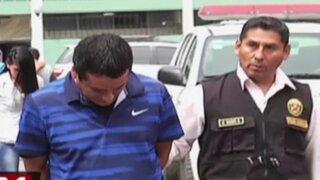 Miraflores: detienen a pareja que 'pepeaba' a clientes en discotecas
