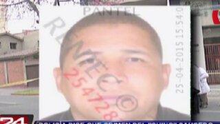 Policía asegura que asesinato de 'Chino' Saucedo no tiene vinculación con Oropeza