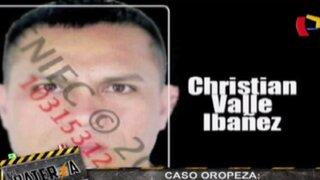 Caso Oropeza: Policía niega captura de 'Drácula'