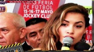 Milett Figueroa rompe su silencio y habla tras difusión de video íntimo