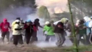 Tía María: nuevo enfrentamiento deja un muerto y dos heridos en Arequipa