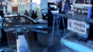 WhatsApp: grifo en Surco se ha convertido en el paradero informal de taxis colectivos