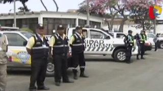 Serenazgo integrado: agentes municipales podrán romper fronteras distritales para intervenir