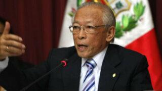 Humberto Lay: parlamentario oficializó su salida de la Comisión de Ética