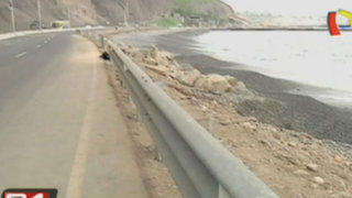 Congresistas criticaron a Castañeda Lossio por arrojo de rocas en Costa Verde