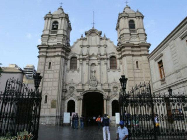 Conoce la lista de iglesias que puedes visitar en el Centro por Semana Santa