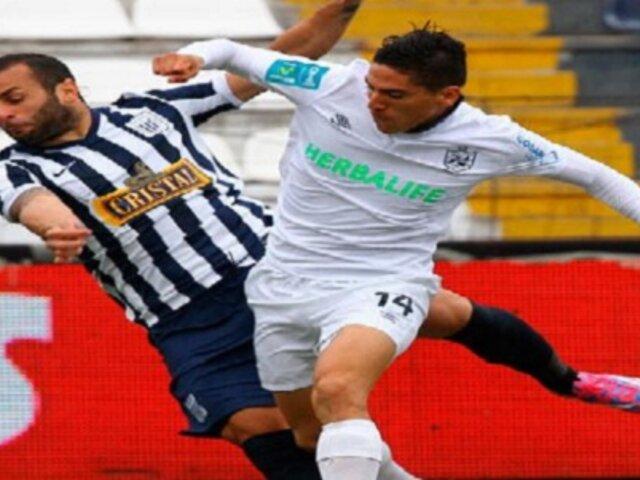 Alianza Lima y San Martín se enfrentan hoy por las semifinales del Torneo del Inca