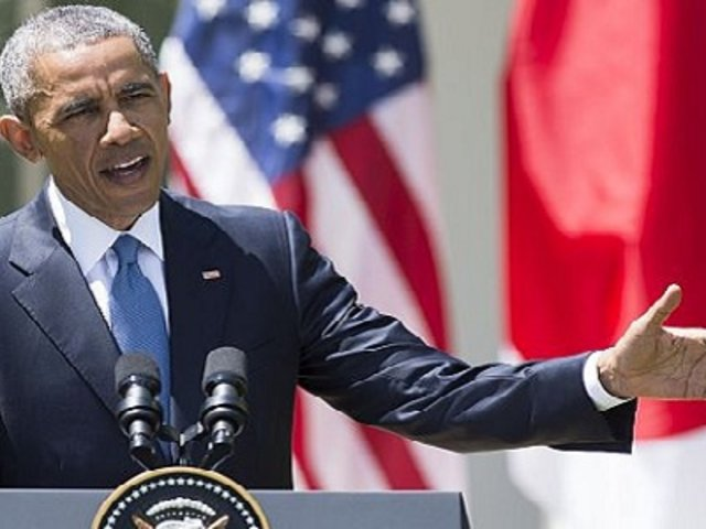 """Barack Obama: """"No hay excusa para la violencia sin sentido en Baltimore"""""""