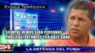 Bloque Deportivo: la defensa del 'Puma' Carranza tras acusación de secuestro