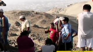 Hallan cadáver de hombre en Chorrillos: persona se habría suicidado