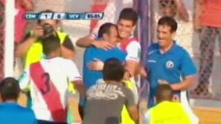 Bloque Deportivo: Municipal venció 1-0 a César Vallejo por Torneo Apertura