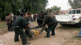 Pasco: hombre muere tras inhalar gases tóxicos en mina
