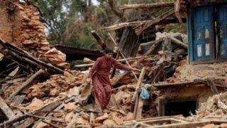 Cifra de muertos por terremoto en Nepal es la más alta de su historia