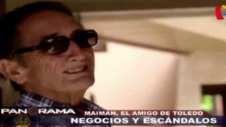 Negocios y escándalos de Josef Maiman, el amigo de Toledo