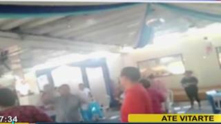 Ataque en elecciones internas del APRA: destruyen ánforas y votos emitidos