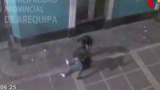 Delincuentes masacran a hombre en Arequipa: cámaras registraron brutal golpiza