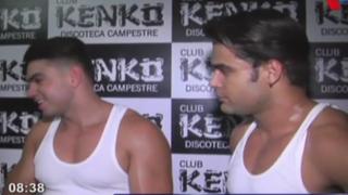 Erick Sabater y 'Coto' realizaron show en conocida discoteca