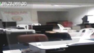 WhatsApp: joven denuncia que encontró comisaría de Zárate sin efectivos policiales