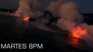 """""""Hawaii Salvaje: Tierra de fuego"""": conoce la furia del más grande paraíso del mundo"""