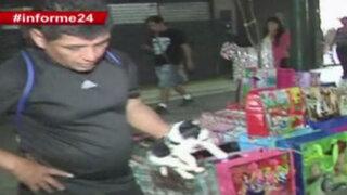 Informe 24: Gamarra se convierte en punto de venta de perros robados