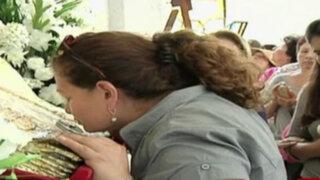Surco: fieles veneraron reliquias de San Juan Pablo II en santuario