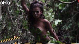 Claudia Portocarrero: la nueva diosa de la revista SoHo Perú