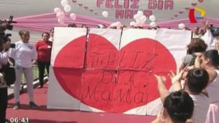 Adelantan el Día de la Madre: internas agasajan a sus compañeras en Chorrillos