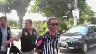 Cómico Kike Suero fue nuevamente detenido por la Policía