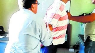 Médico ebrio armó tremendo escándalo en una comisaría de Ica