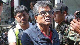 Caso Orellana: disponen libertad de Robinson Gonzales y otros presuntos implicados