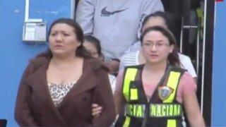 Detenidos por caso Orellana fueron puestos a disposición del Poder Judicial