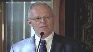 Pedro Pablo Kuczynski renunciará a nacionalidad estadounidense