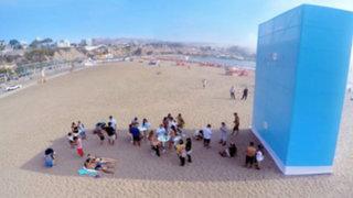 En Agua Dulce te ofrecen WiFi gratis si te proteges de los rayos del sol