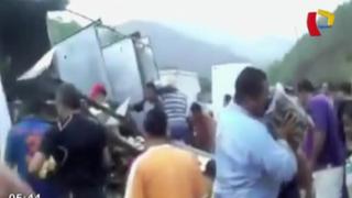 Saqueo por crisis en Venezuela: aprovechan muerte de conductor para robar mercadería