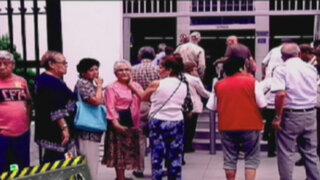 Fonavistas: segundo grupo ya cobra sus aportes en el Banco de la Nación