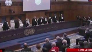 Chile expone argumentos de réplica en La Haya por demanda marítima de Bolivia