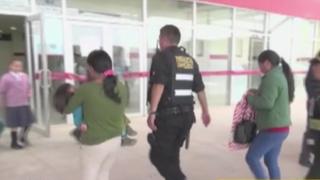 Huancayo: niño de un año queda gravemente herido tras ser atacado por perro