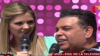 Andrés Hurtado prepara espectacular programa por el Día de la Madre